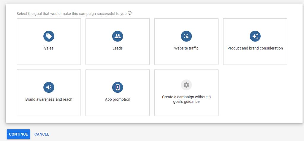 google Ads Kampagne